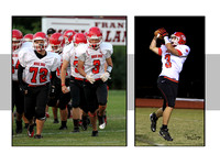 3 left Dillon Reesnes - football page